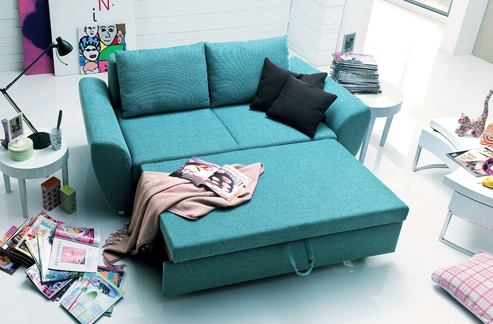 Teal Sleeper Sofa Teal Sleeper Sofa Wayfair Thesofa