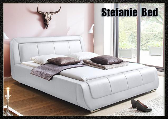 Stefanie Bed - Nordholtz Furniture