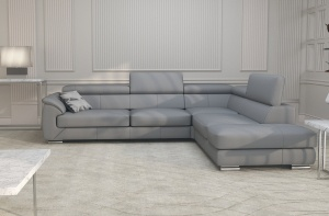 Nicole Sectional Sofa, In New Jersey