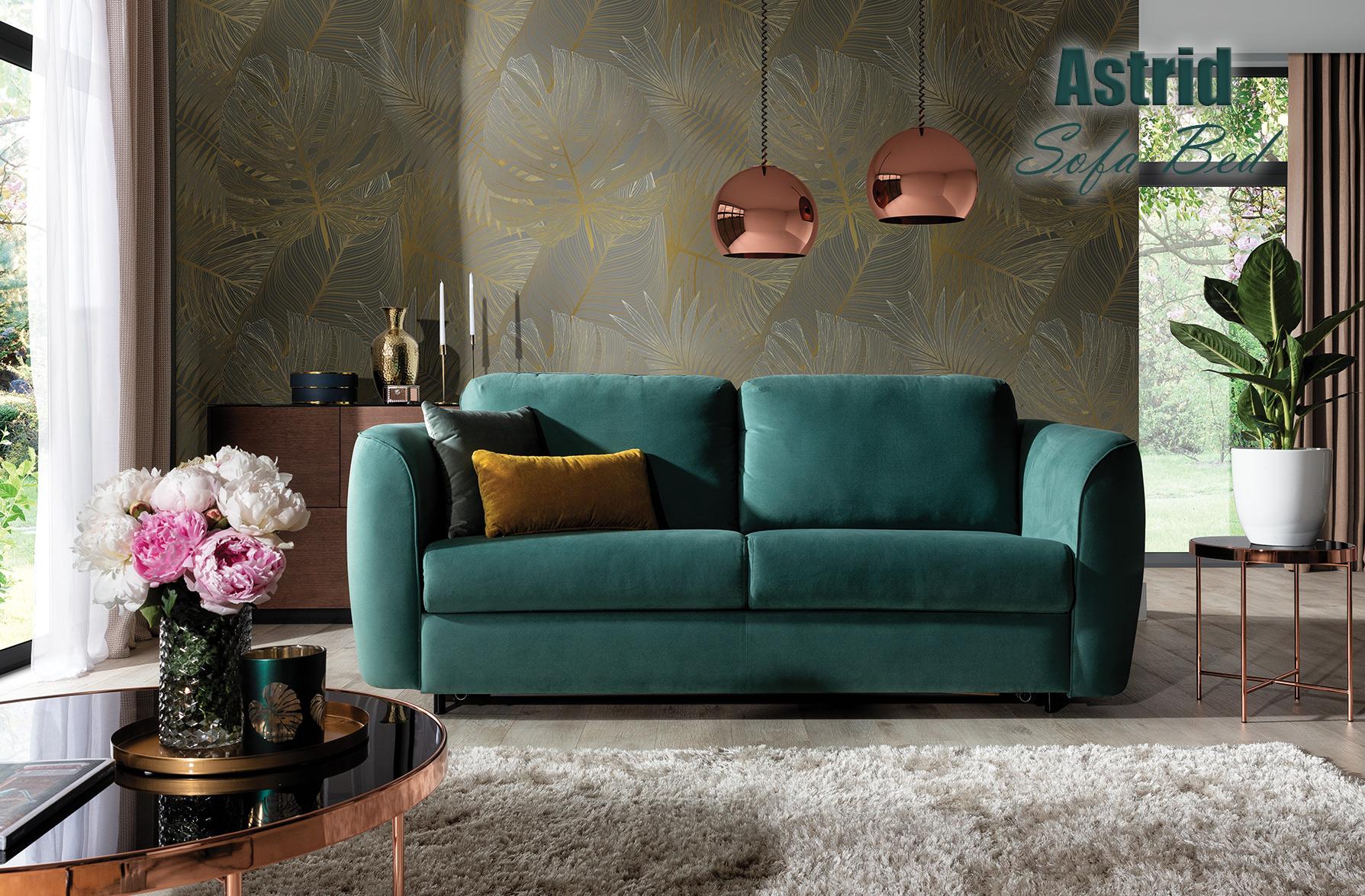 Astrid Sectional Sofa, Cheap
