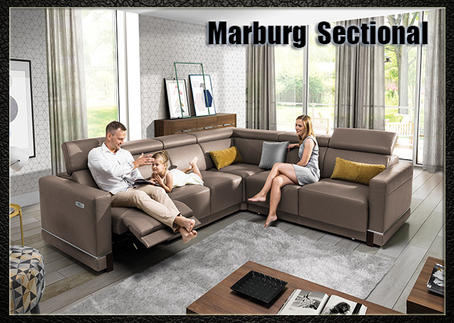 Marburg SEctional | Nordholtz