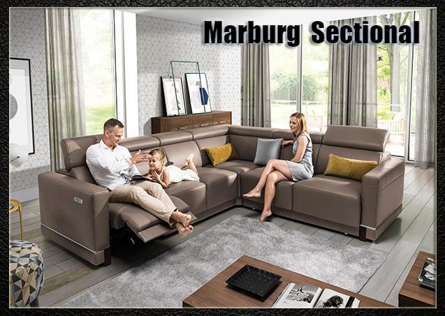 Marburg SEctional | Nordholtz