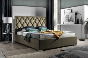 Lippe Upholstered Bed, Nordholtz