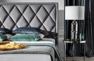 Lippe Upholstered Bed, Order