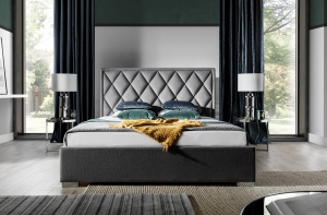 Lippe Upholstered Bed, In New Jersey
