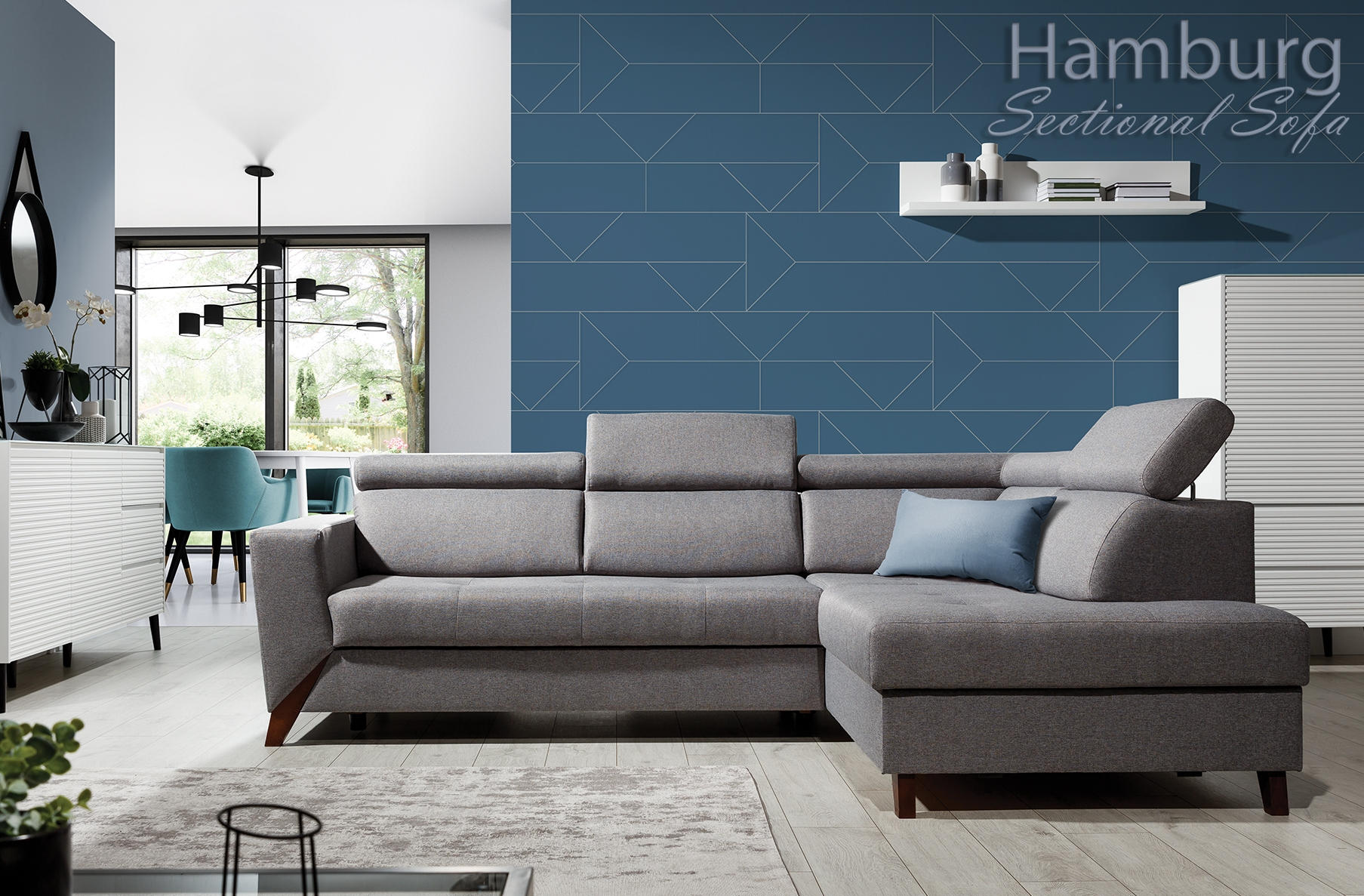 Hamburg Functional Sectional, Cheap