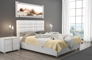 Elma Upholstered Storage Bed, In New Jersey