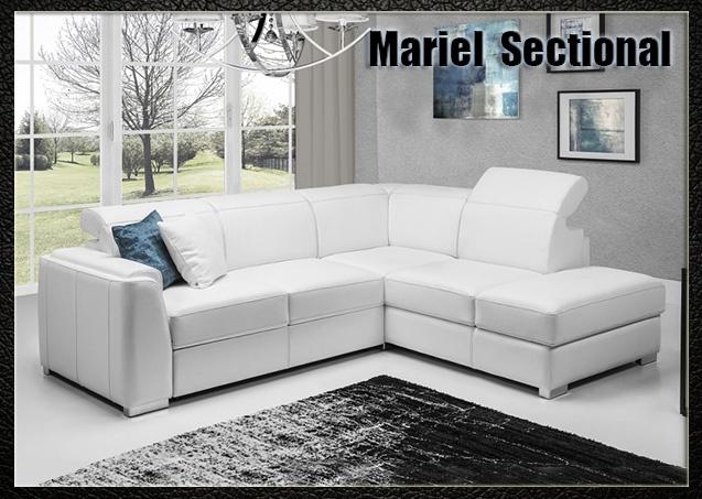 Mariel Sectional | Nordholtz