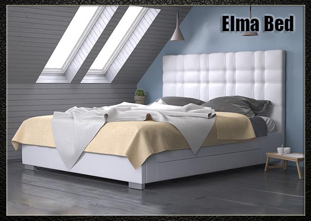 Elma Storage Bed | Nordholtz