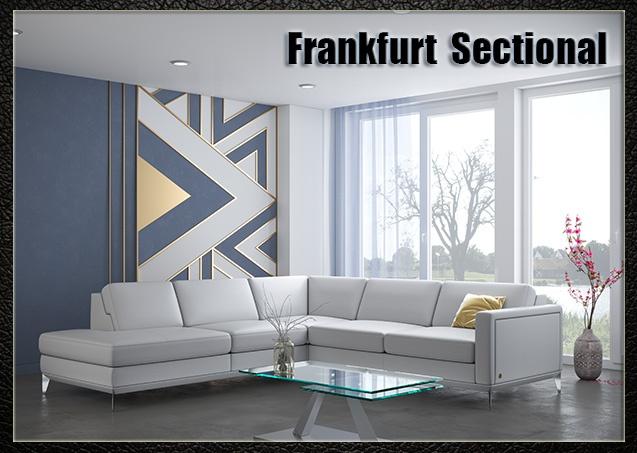 Frankfurt Sectional Sofa | Nordholtz