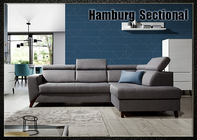 Hamburg Sectional | Nordholtz