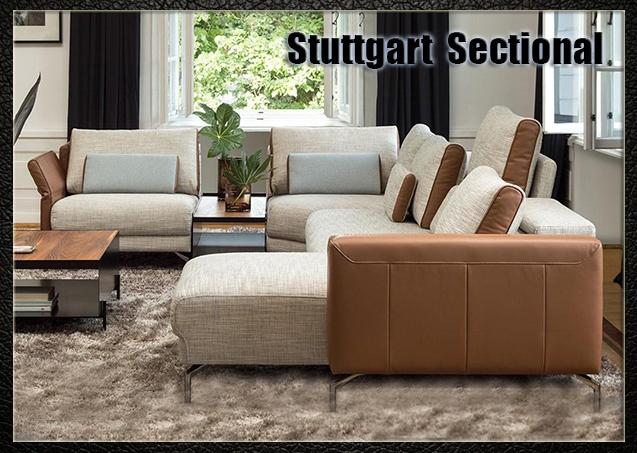 Stuttgart Sectional | Nordholtz