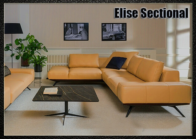 Wholesale Modern Affordable Sectional Sofas - photo №11