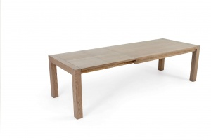 Rhine Ash Gray Table - photo №6
