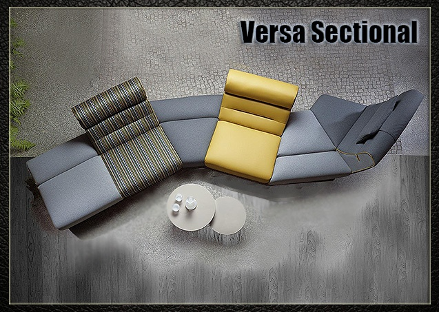 Wholesale Modern Affordable Sectional Sofas - photo №25