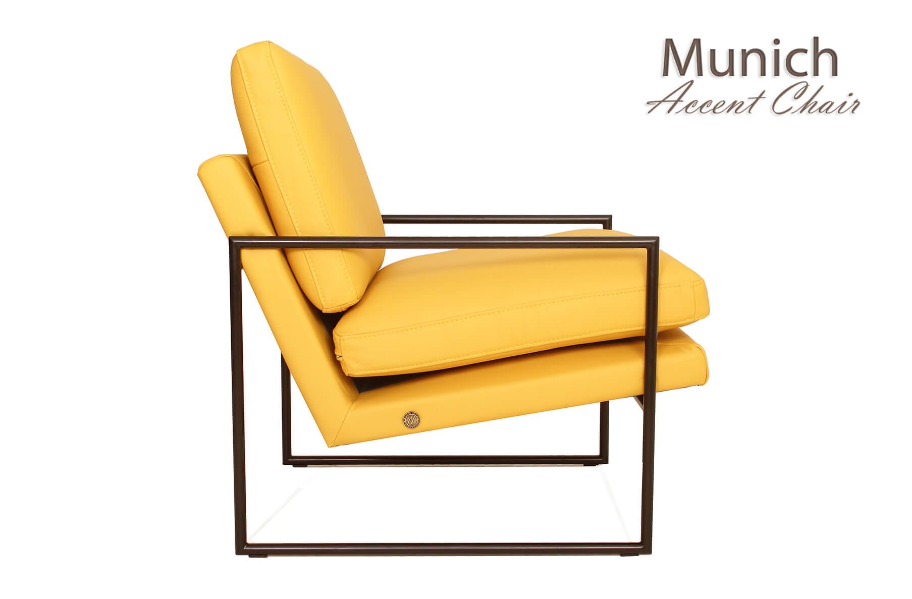 Munich accent chair, Cheap